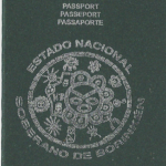 Borekin Passport Dr. James