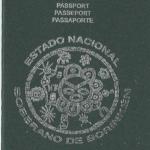 Borekin Passport Dr. James